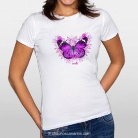 Mariposa violeta |MUJER|