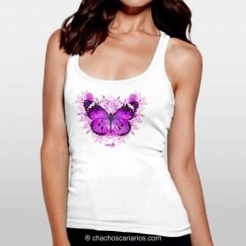 Mariposa violeta |NADADORA|