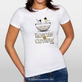 Roscas vs. cotufas |MUJER|