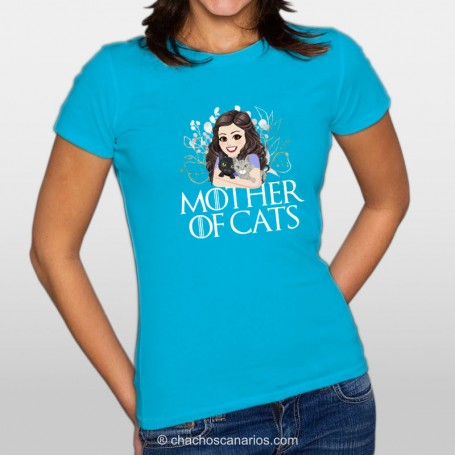 Mother of cats |MUJER|
