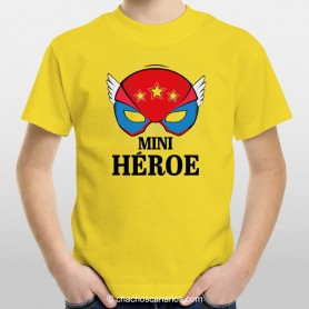 Mini héroe |NIÑO|