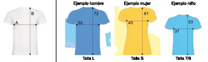 ejemplo tallas