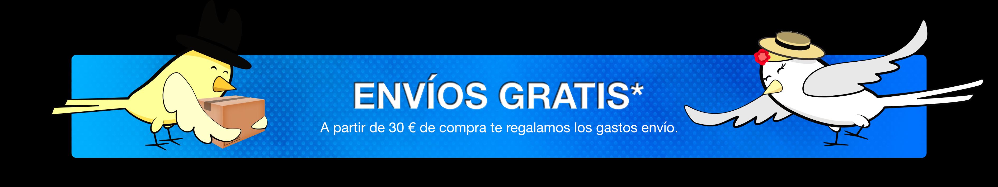 Envíos gratis gr